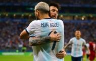 Tỏa sáng trong thế đường cùng, hàng công Argentina 'hẹn' Brazil ở bán kết
