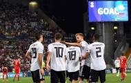 U21 Đức: một thế hệ mới đang lên