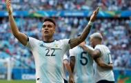 Lautaro Martinez - từ gãy mũi ở Mỹ Đình đến giải cứu Messi