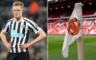 Xong vụ Wan-Bissaka, Man Utd đón ngôi sao 21 tuổi thứ 3?