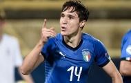 """Trở về từ U21 châu Âu, """"báu vật nước Ý"""" được đưa lên tận mây xanh"""