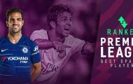 8 ngôi sao Tây Ban Nha xuất sắc nhất lịch sử EPL: Chàng Silva nhỏ bé