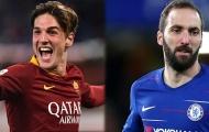 Chốt xong vụ Spinazzola, Juventus 'mời' AS Roma lấy thêm cái tên này