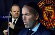 Địa chấn! Zidane bất chấp ra 'tối hậu thư', đòi mua sao M.U 150 triệu