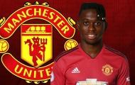 Chỉ với 50 triệu bảng, Manchester United sẽ trở về thời hoàng kim của mình?
