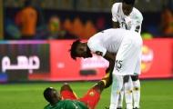Đứng trước nguy cơ bị loại, tuyển thủ Ghana vẫn có hành động đẹp với đối thủ