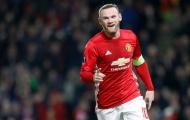 Rooney: 'Là giấc mơ thành hiện thực khi góp mặt trên sân cùng anh ấy'