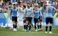 Uruguay bị loại, Arsenal vô tình biết được 'tử huyệt'?