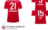 CHÍNH THỨC! Bayern Munich một lúc công bố 3 tân binh, bom tấn kỷ lục