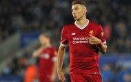 CHÍNH THỨC: Liverpool đẩy đi 'tiền vệ hay nhất CLB Bundesliga qua 22 năm'