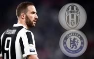 XONG! Tương lai của Higuain được định đoạt, Juve hay Chelsea?