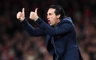 Chưa cần bom tấn, Emery đã giải quyết được một vấn đề lớn ở Arsenal