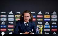 Vừa đến Juventus, Adrien Rabiot buông lời 'xát muối' đội bóng cũ