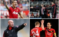 Bộ sậu 'trong mơ' gồm toàn những huyền thoại của Man Utd sẽ thế nào?