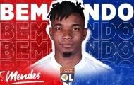 CHÍNH THỨC: Bán Ndombele, Lyon thay thế bằng tân binh 'cực chất'