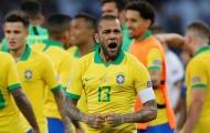 Brazil gieo sầu cho Argentina và đừng quên 'động cơ vĩnh cửu' Dani Alves
