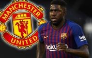 Samuel Umtiti đến Man Utd: Rẻ đấy, nhưng lo đấy!