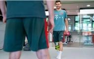 Tân binh Bayern: 'Tôi sẽ lành lặn trở lại để cống hiến hết mình cho màu áo này'