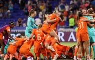 Hạ gục Thụy Điển, tuyển nữ Hà Lan làm nên lịch sử