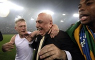 """Cựu sao AC Milan: """"Ông ấy giống như người cha thứ 2 của tôi"""""""
