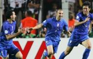 Ngày này năm xưa: Italia đánh bại Đức để tiến vào chung kết World Cup 2006