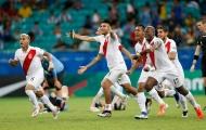 Peru: Từ vé vớt đến cột mốc lịch sử tại Copa America