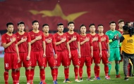 U22 Việt Nam chốt ngày đá giao hữu với U22 Trung Quốc của thầy cũ HLV Park Hang-seo