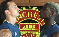 Lập cú đúp, Ibrahimovic hùng hổ gửi 'chiến thư' thách thức Pogba