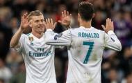 'Tôi đã đi qua nhà và bảo Ronaldo hãy im lặng'