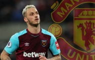 Lộ lý do 'khủng khiếp' khiến West Ham bán rẻ mục tiêu 50 triệu của Man Utd