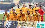 Sông Lam Nghệ An đang gặp phải vấn đề nào ở V-League 2019?