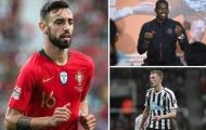 3 cách Man Utd có thể dùng Fernandes: Thay Pogba hay tiền đạo ảo?