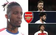 Có 1 cách lợi đôi đường để Arsenal sở hữu Zaha với giá 40 triệu bảng!