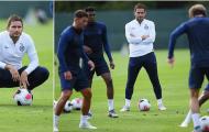 Đây! Hình ảnh Lampard cùng các học trò 'luyện công' ở buổi đầu tiên