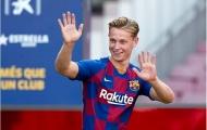 Là người của Barca, tân binh đắt giá lên tiếng ca ngợi đội bóng mới