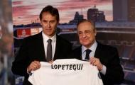 Từ Lopetegui đến Theo Hernandez: Perez đang nghĩ gì về uy tín của Real Madrid?