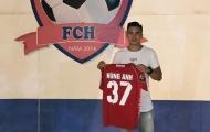 Điểm tin bóng đá Việt Nam tối 08/07: Một cầu thủ Việt kiều về Việt Nam thi đấu tại V-League