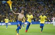 Hàng công thăng hoa, Brazil trở lại ngôi vương Nam Mỹ sau 12 năm chờ đợi
