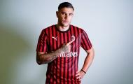 'Tôi đến đây giúp Milan quay lại Champions League, nơi mà họ thuộc về'