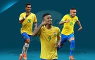 Với 'cánh chim lạ' và song sát Ngoại hạng Anh, Brazil đã thực sự quên Neymar?