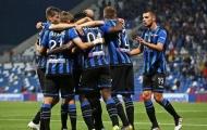 """Atalanta tiếp tục """"xát muối"""" vào nỗi đau của AC Milan"""