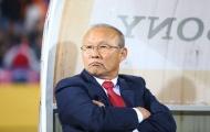 Tách biệt lực lượng, thách thức lớn với HLV Park Hang-seo
