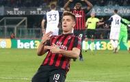 'Khẩu lục bạc' quyết định chọn số áo đen đủi ở AC Milan