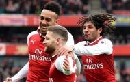 Dẹp giao kèo 3 năm, Emery xuống tay bán rẻ 'tàn dư thời Wenger'