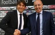 Tiết lộ điều đầu tiên Conte nói với các cầu thủ Inter Milan