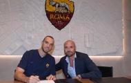 Gia nhập AS Roma, Lopez không quên 'nịnh' CLB mới