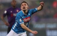 Napoli và 12 bản hợp đồng 'chất' qua mỗi mùa giải