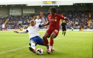 Highlights: Tranmere Rovers 0-6 Liverpool (Giao hữu)