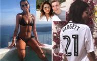 Jasmin Buckle thích hàng hiệu, WAGS cá tính của tân binh Premier League