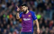 NÓNG: Đại diện xác nhận, Barca chờ nổ 'bom tấn' 112 triệu thay Suarez